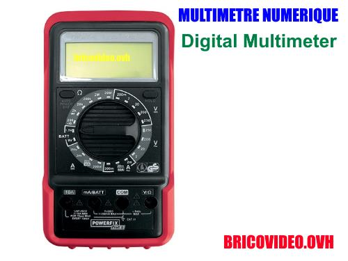 lidl Digital-Multimeter powerfix pdm 300 a1