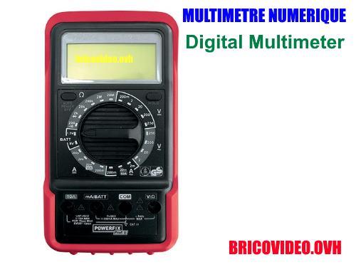 lidl Digital-Multimeter powerfix pdm 300 a1