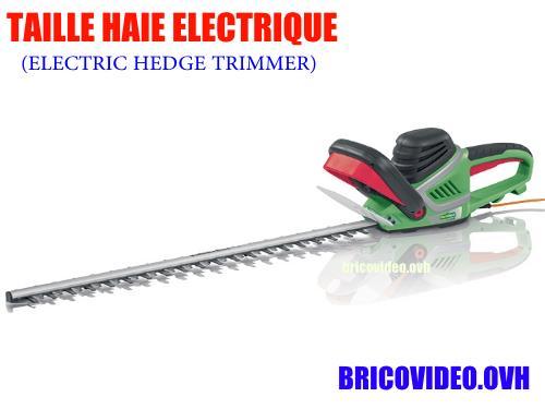 Lidl Elektro-Heckenschere Florabest fht 600 d3