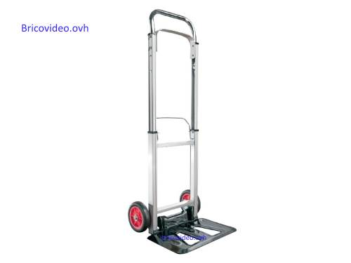 Powerfix Foldable Hand Truck lidl PMFS 200 A1 test advice customer reviews price instruction manual technical data