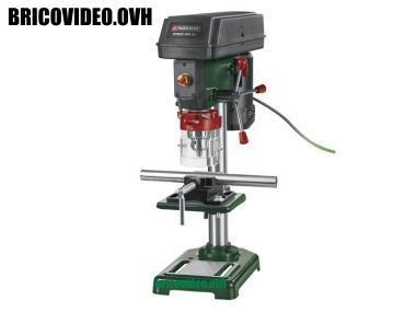 PARKSIDE Bench Pillar Drill ptbm 500 b2 lidl