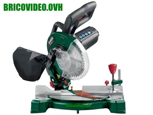 PARKSIDE Cross Cut Mitre Saw pkt 1500 lidl
