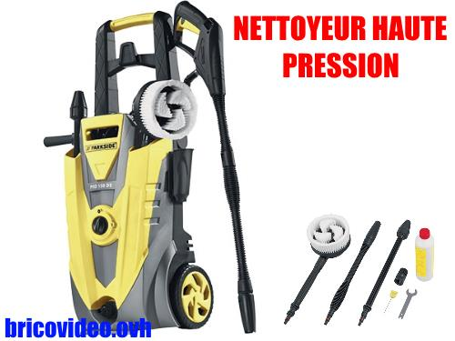 Parkside Pressure washer PHD 150 d3 lidl test advice customer reviews price instruction manual technical data for clean vehicles, patios, facades, etc.