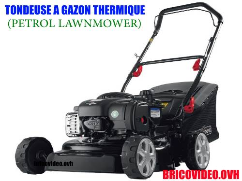 Florabest Petrol Lawnmower lidl FBM 450 a1 test advice customer reviews price instruction manual technical data