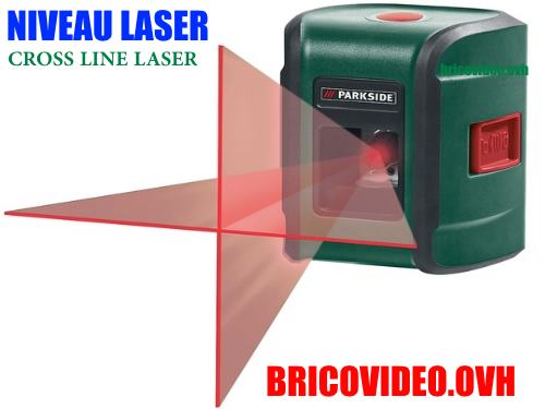 Parkside cross line laser lidl PKLL 7 a1 lidl test advice customer reviews price instruction manual technical data for Projects rectangular orientation lines, with selflevelling and adjustable angle functions