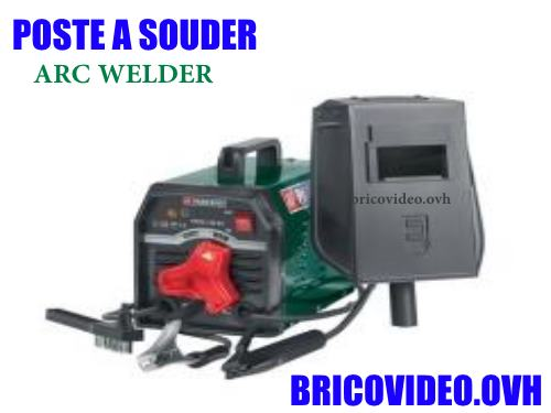Parkside arc welder pesg 120 b2 lidl advice customer test reviews price instruction manual - Poste a souder lidl ...