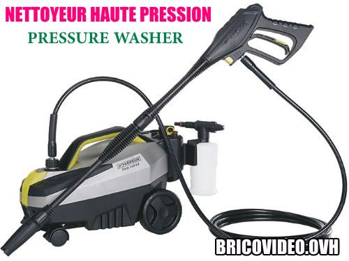 Parkside pressure washer phd 150 e2 lidl