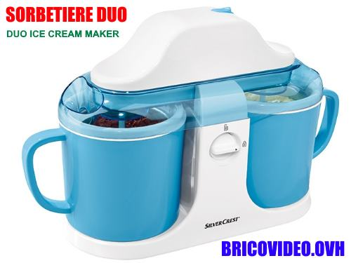 silvercrest duo ice cream maker semd 12 a2 lidl