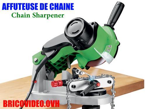 Lidl chain sharpener florabest fsg 85w c2