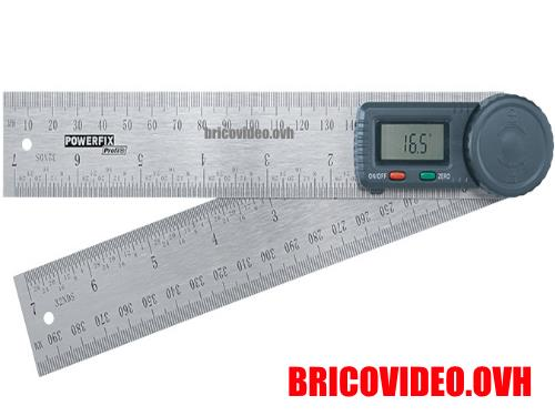 Lidl digital angle finder powerfix rule