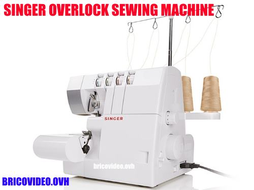 Singer Overlock Sewing Machine Lidl 14SH754