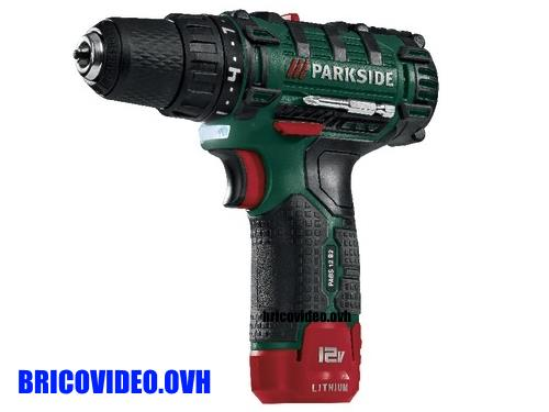 Parkside cordless drill lidl pabs 12v