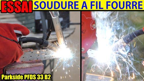 parkside flux cored wire welder pfds 33 90a lidl. Black Bedroom Furniture Sets. Home Design Ideas